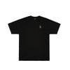 Happy Munkey Logo T Shirt - Black