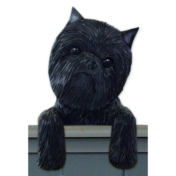 Affenpinscher Dog Door Toppers