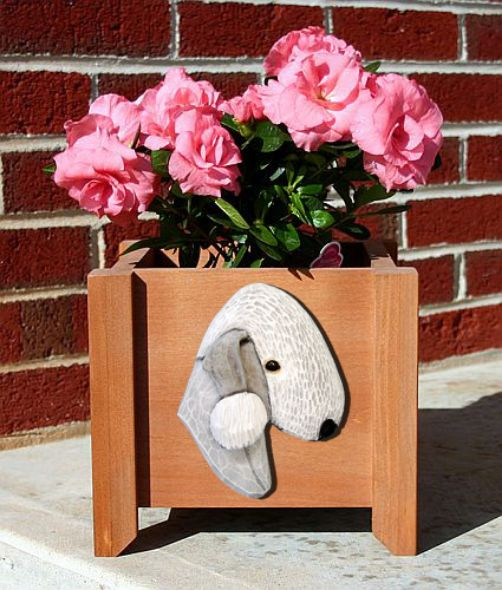 Bedlington Planter Box