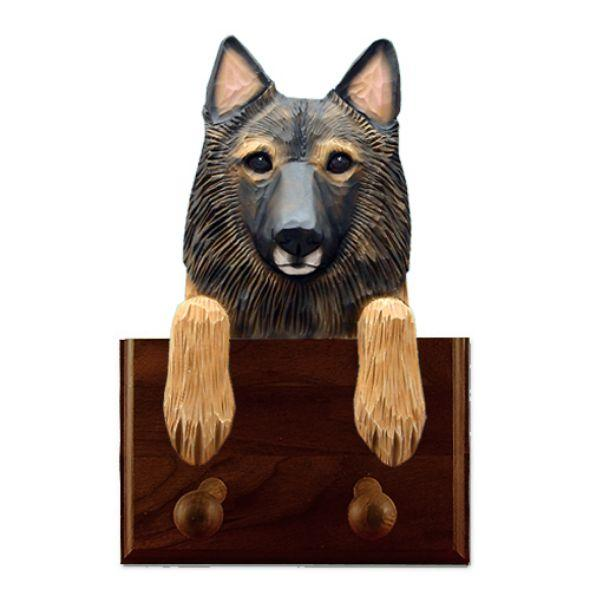 Belgian Tervuren Leash Holder