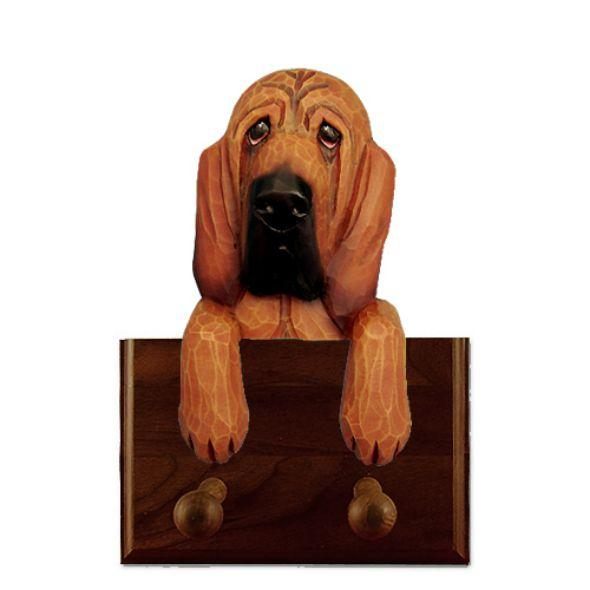 Bloodhound Dog Leash Holder