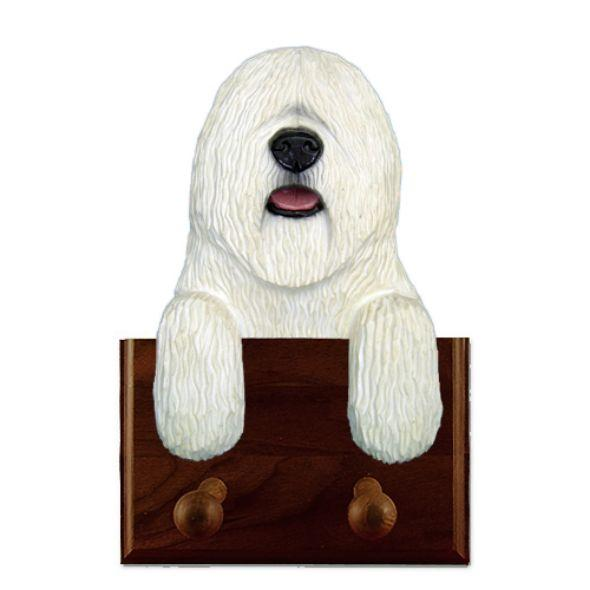 Komondor Dog Leash Holder