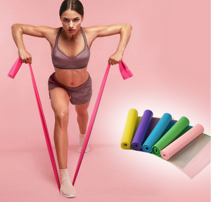 Yoga Resistance Exercise Bands