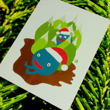 Load image into Gallery viewer, Christmas cards - Santa's little helpers
