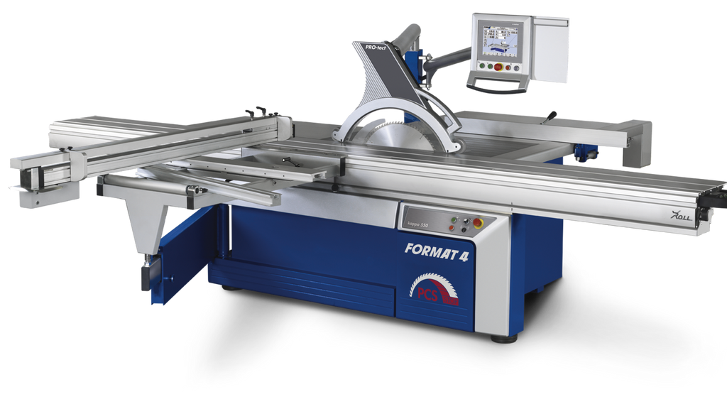 Format4 kappa 550 PCS e-motion