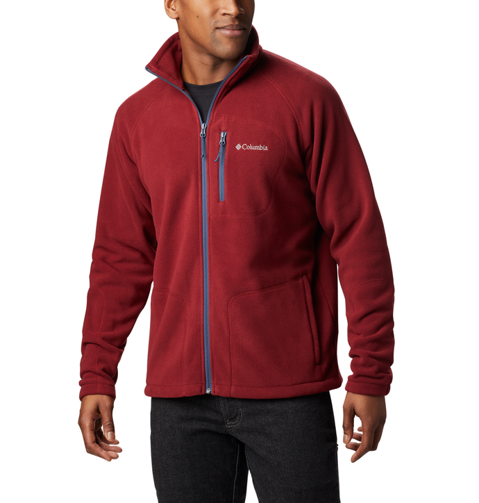 MEN'S FAST TREK II FULL ZIP FLC