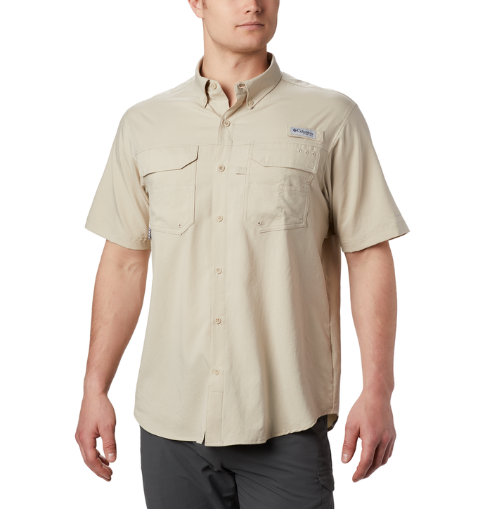 MEN'S BLOOD AND GUTS III SHORT SLEEVE WOVEN SHIRT