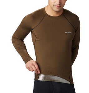 MEN'S MIDWEIGHT STRETCH LONG SLEEVE TOP