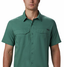 Load image into Gallery viewer, MEN'S SILVER RIDGE LITE SHORT SLEEVE SHIRT