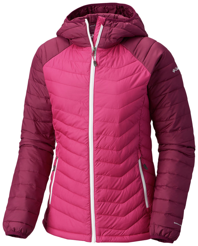 WOMEN'S POWDER LITE HOODED JACKET