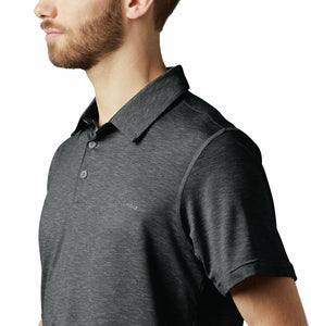 MEN'S TECH TRAIL POLO