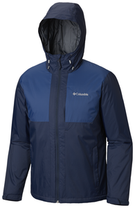 MEN'S STRAIGHT LINE INSULATED JACKET