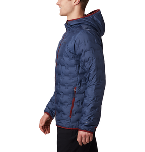 MEN'S DELTA RIDGE DOWN HOOD JACKET