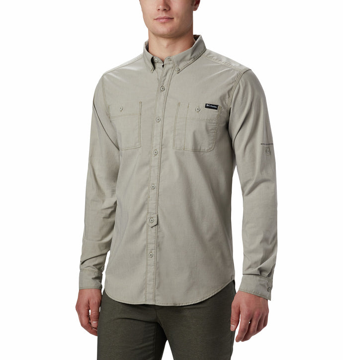 MEN'S OUTDOOR ELEMENTS LONG SLEEVE CHAM