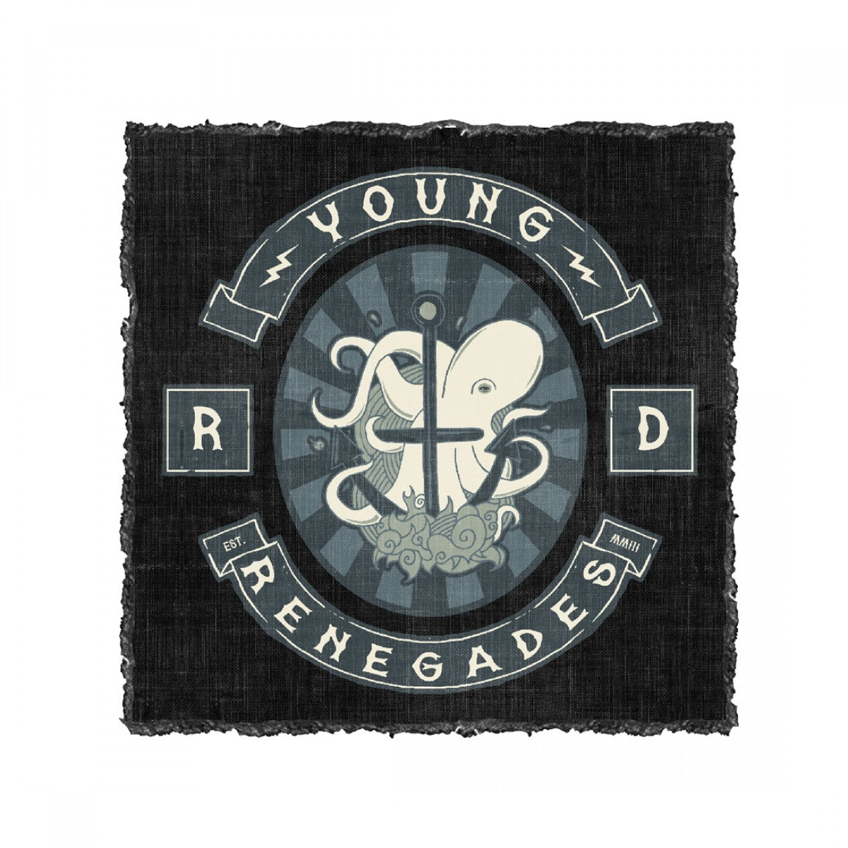 LAST YOUNG RENEGADE PATCH (RIAN)