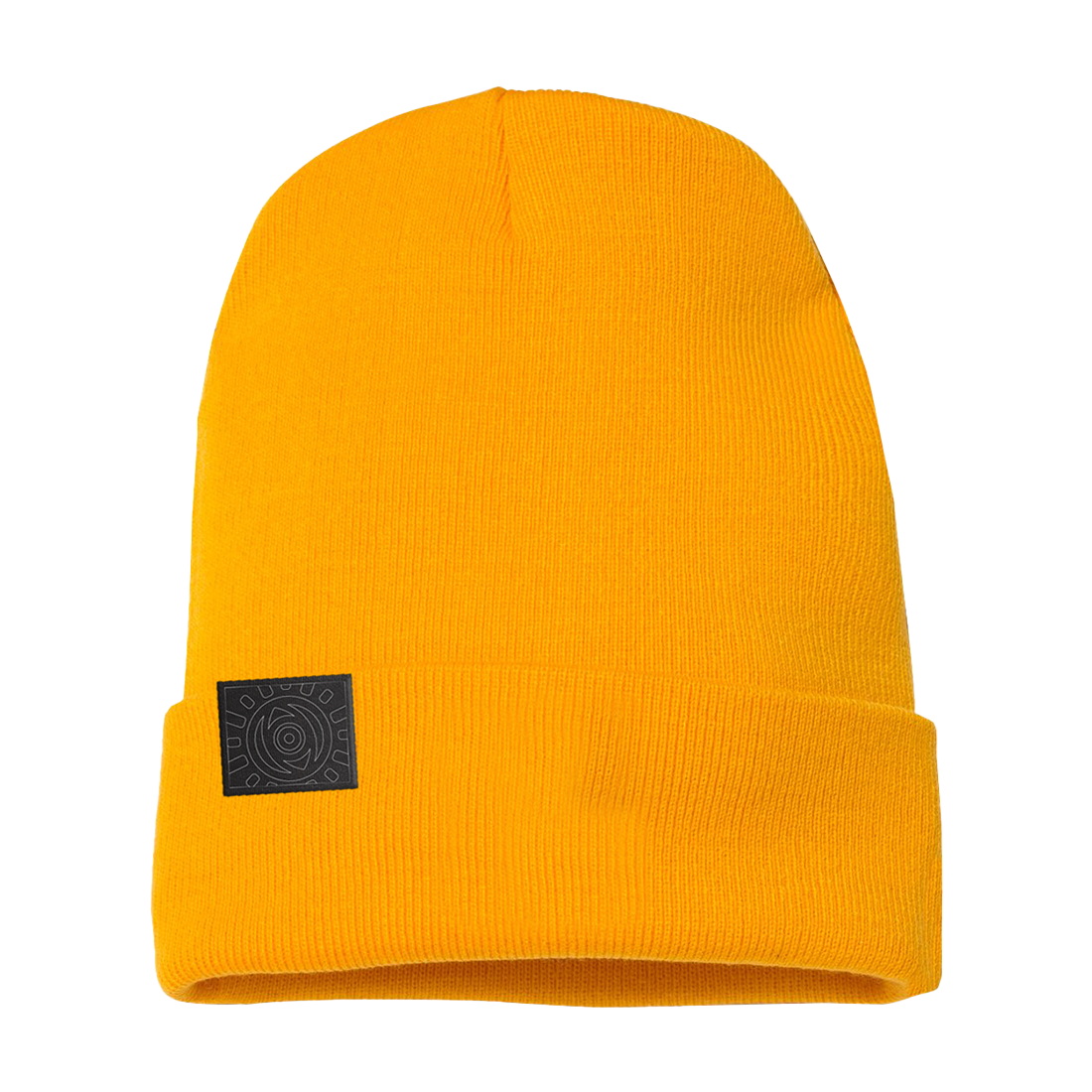 OUTLINE SUNSHINE GOLD BEANIE
