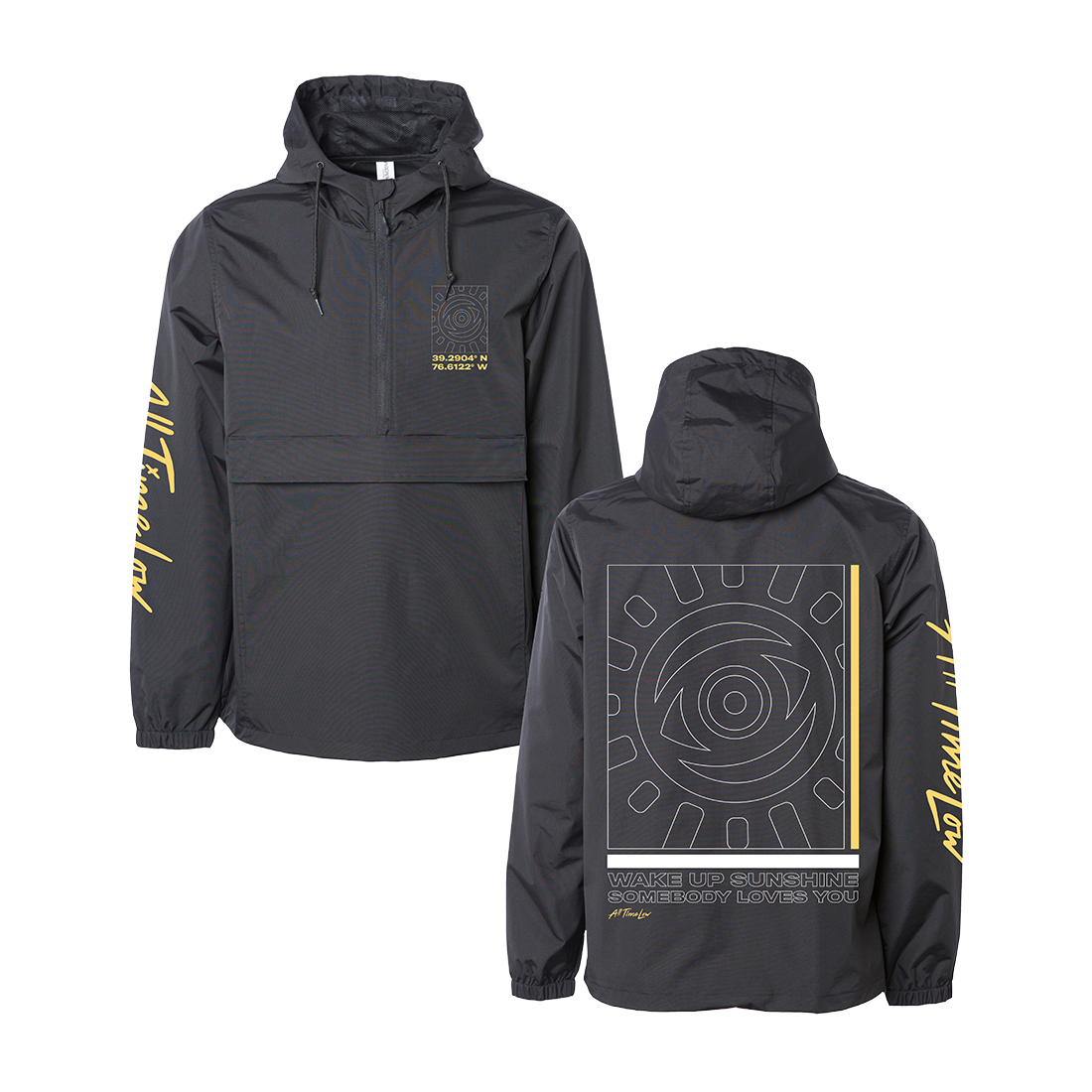 OUTLINE SUNSHINE WINDBREAKER