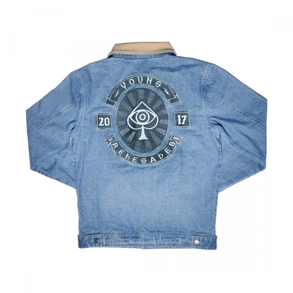 SPADE COLLECTIBLE DENIM JACKET