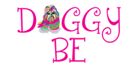 Doggy Be logo on transparent background