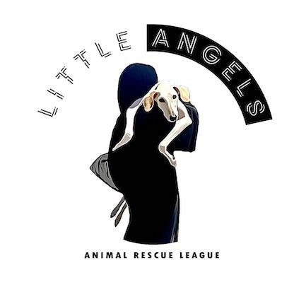 Little angles Animal Rescue League logo