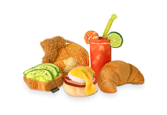 Barking Brunch Toy Set