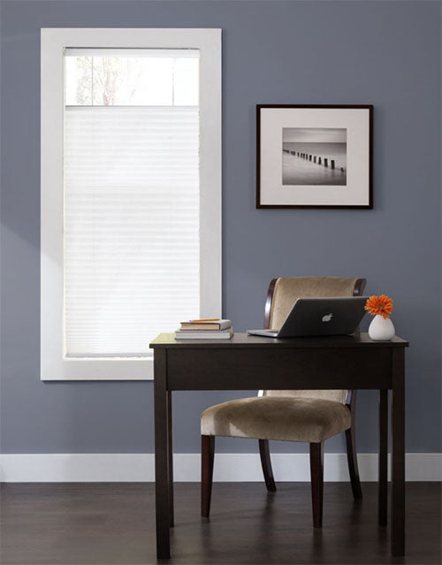 Classic Cordless Top-DownBottom-Up Pleated Shades
