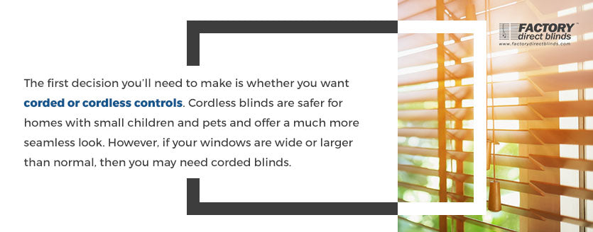 Ordering Faux Wood Blinds Online Quote