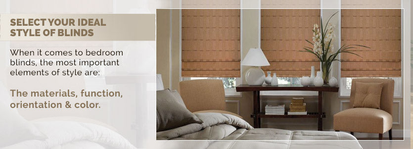 Select Your Ideal Style of Blinds