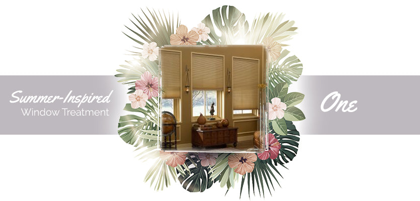 The 11 Most Summer-Inspired Window Treatments for Your Home Divider 1