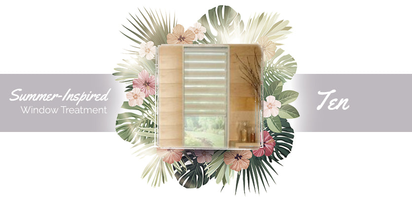 The 11 Most Summer-Inspired Window Treatments for Your Home Divider 10