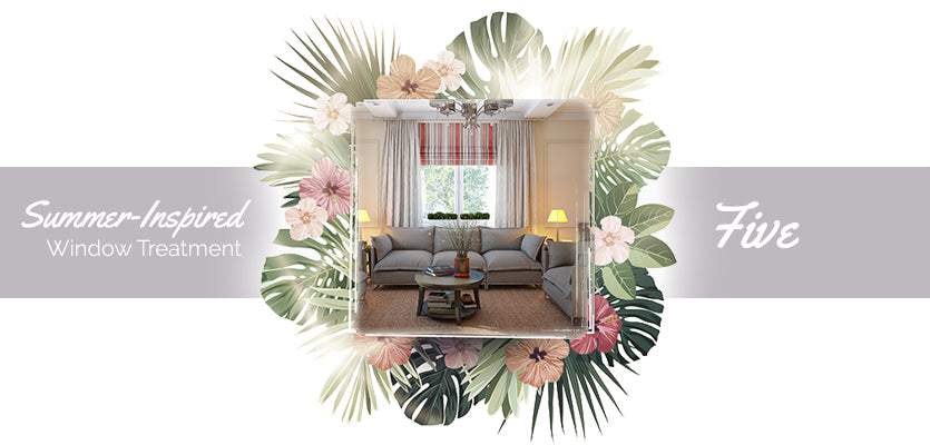 The 11 Most Summer-Inspired Window Treatments for Your Home Divider 5