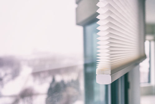 cordless cellular pleated shades