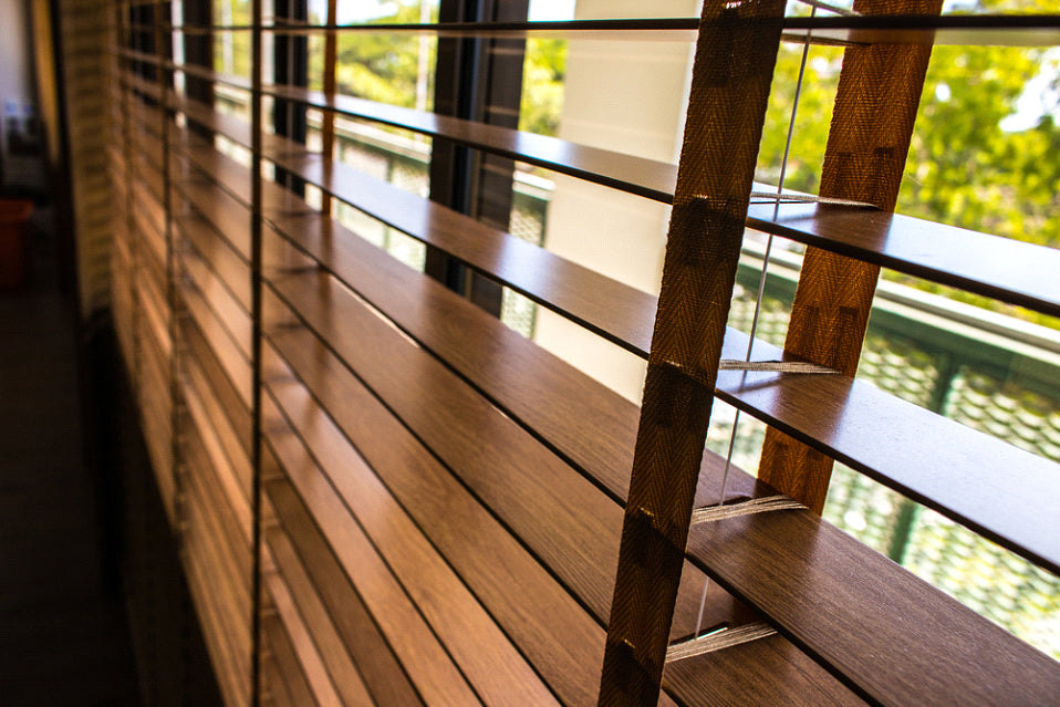 How to Measure for Inside Mount Wood Blinds