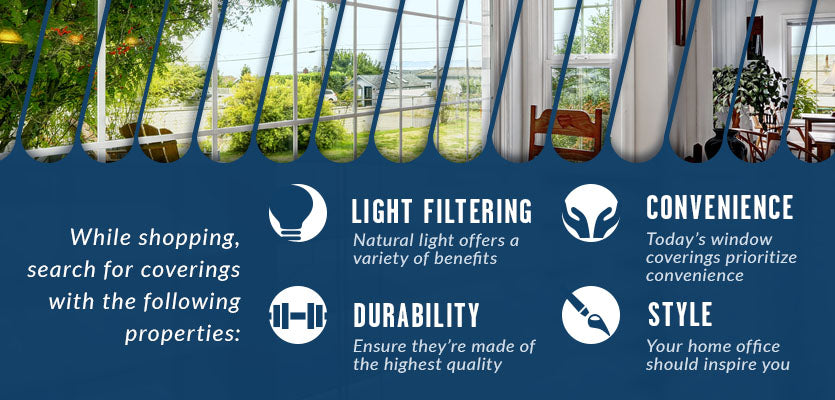search for window coverings graphic