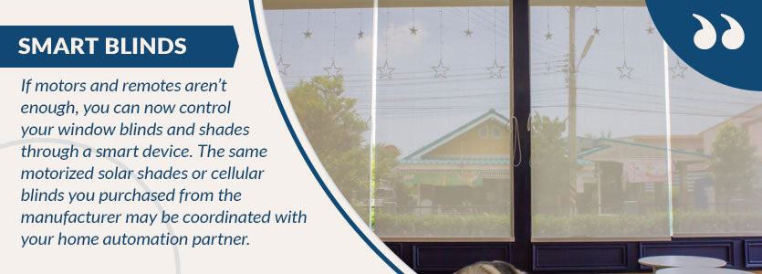 smart device blinds quote