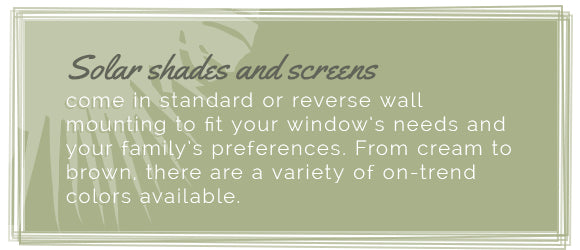 solar shades screens quote