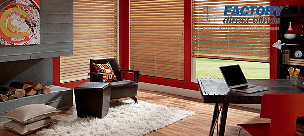 wood blinds window treatments 1