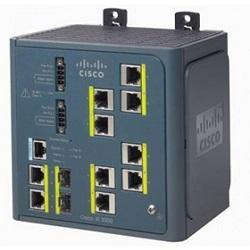 Cisco Industrial Ethernet 3000-8TC-E Series - switch - 8 ports - managed - Commpro Technologies