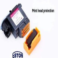 ESTON 4 PACK Printhead Replacement for HP 11 Printhead C4810A C4811A C4812A C4813A