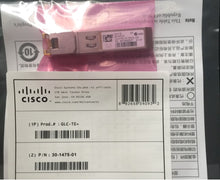 Load image into Gallery viewer, Cisco Original GLC-TE Clean Serial With Warranty