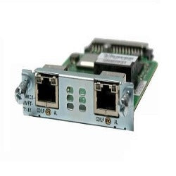 CISCO VWIC3-2MFT-T1/E1 MULTIFLEX TRUNK VOICE/WAN INTERFACE CARD - Commpro Technologies