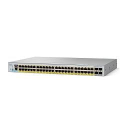 Cisco WS-C2960L-48PS-AP Switches
