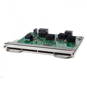 Cisco Catalyst C9400-LC-24XS Series Line Card - switch - 24 ports - plug-in module - Commpro Technologies
