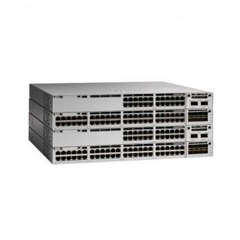 Cisco Catalyst C9300L-48P-4G-E- Network Essentials - switch - 48 ports - rack-mounta - Commpro Technologies