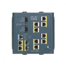 Load image into Gallery viewer, Cisco Industrial Ethernet 3000-8TC-E Series - switch - 8 ports - managed - Commpro Technologies