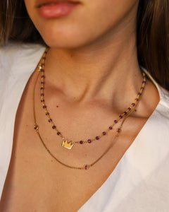 Crown Verona Necklace