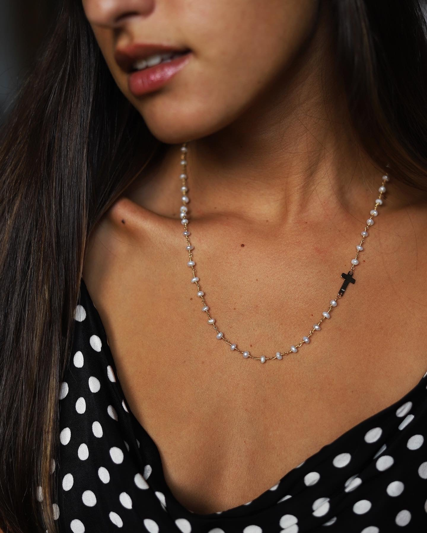 Pearls are a girl's BFF set