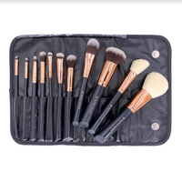 Crown Dual Professional Brush Set
