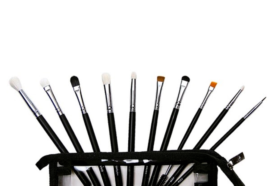 CROWN EYE MAKEUP BRUSH SET