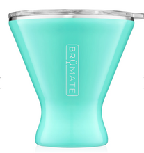 Load image into Gallery viewer, Margtini Tumbler in Aqua